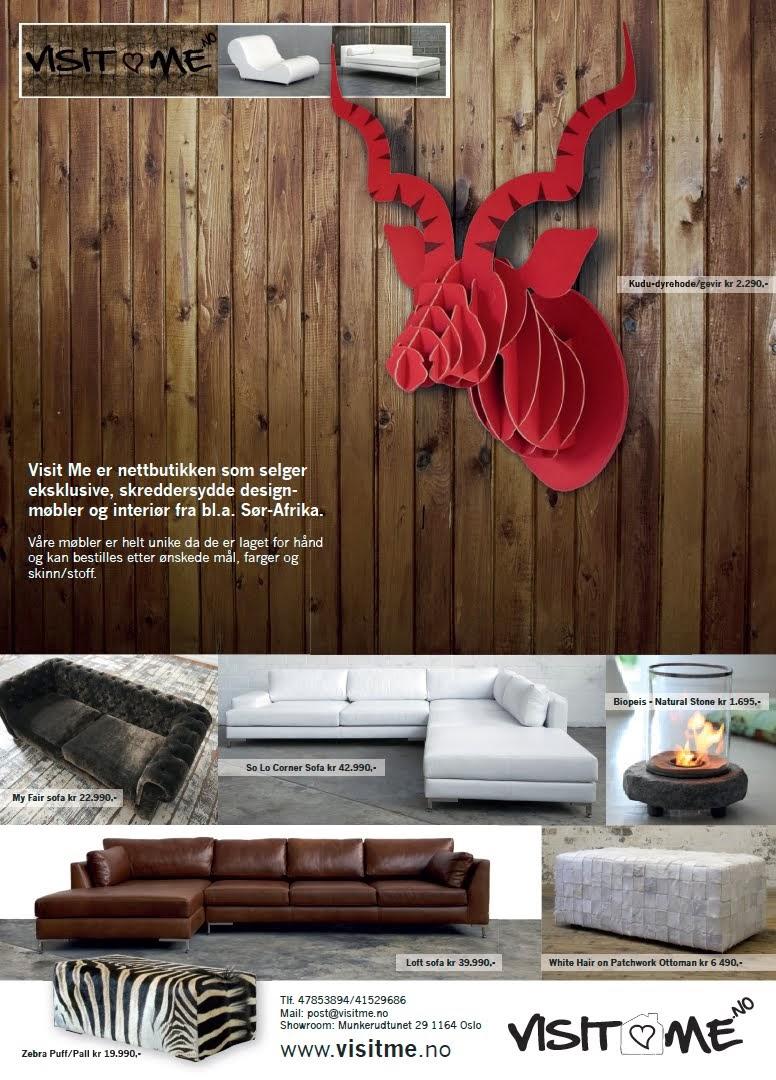 Spennende møbler og interiør fra Sør Afrika