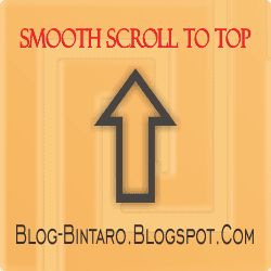 Membuat Tombol Back To Top dengan Effect jQuery Smooth di Blogger