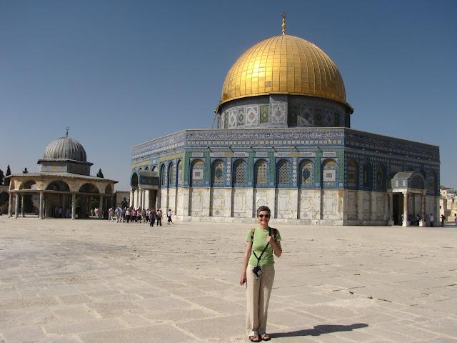 Israel, Jerusalén - La Cúpula de la Roca