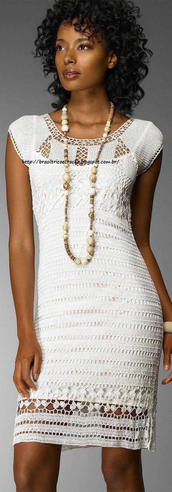 Вязание крючком фото модное 20