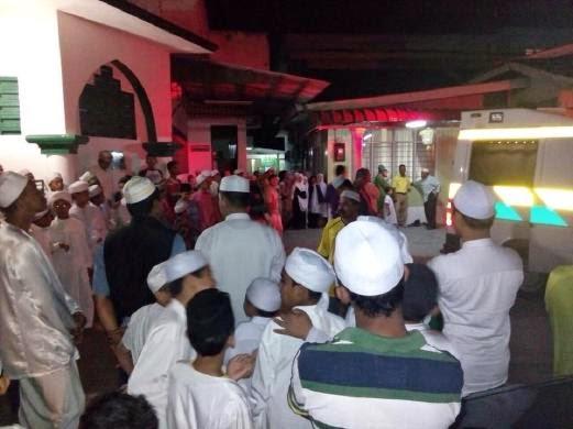 Al Fatihah! Tuan Guru Nik Aziz Meninggal Dunia Jam 9.40 Malam, Biodata TUAN GURU NIK ABDUL AZIZ NIK MAT
