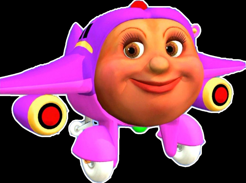 cartoon characters jay jay the jet plane