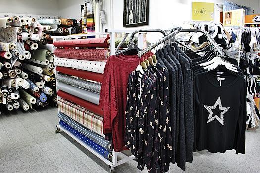 Bild från affären