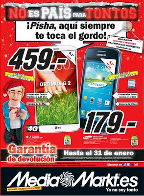 media markt catalogo oferta 19-25 Dic. 2013