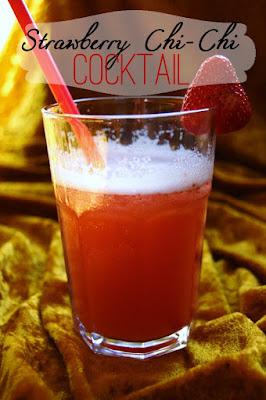 Foto vom Cocktail Strawberry Chi-Chi