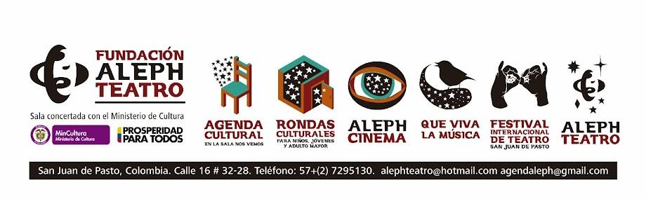 Fundación Aleph Teatro