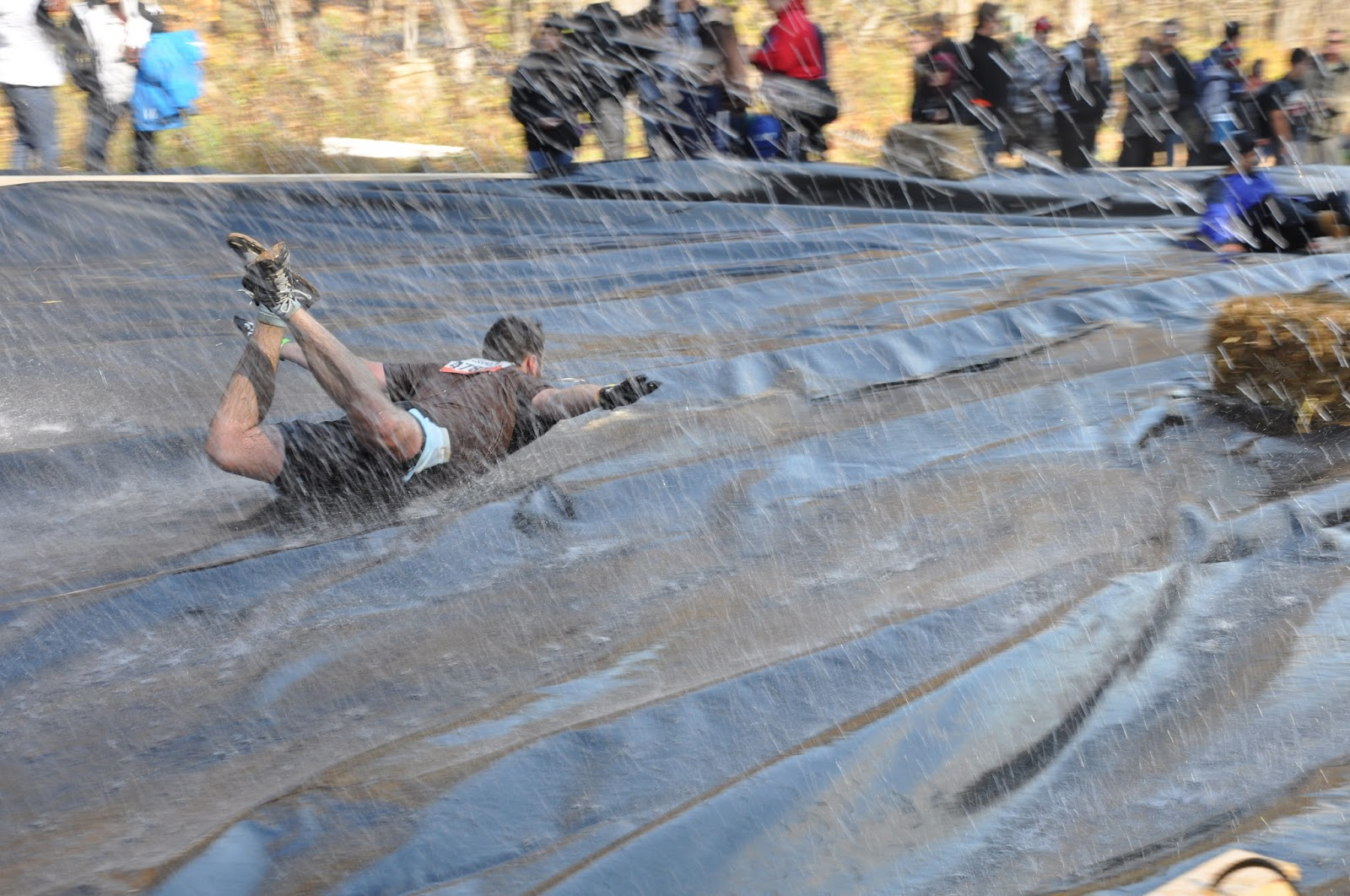 The Curious Zephyr: Tough Mudder Virginia 2011 in Review