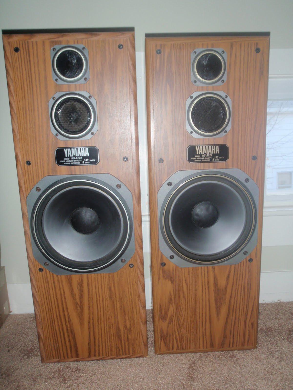 Various audiophile equipment yamaha floorstanding speakers for 15 inch floor speakers