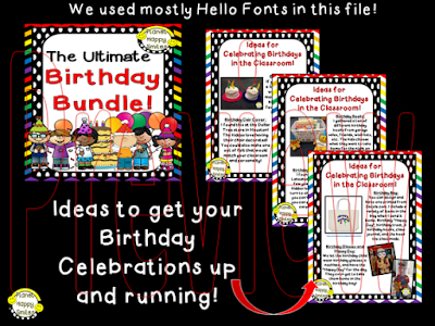 Planet Happy Smiles Birthday Bundle