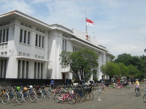 Kota Tua Batavia Beautiful Places In Indonesia