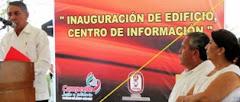 CARLOS SANGUINO, EDIL-SILVIA AVILES, LEGISLADORA EN TEC CALKINÍ. (EXTREMOS).