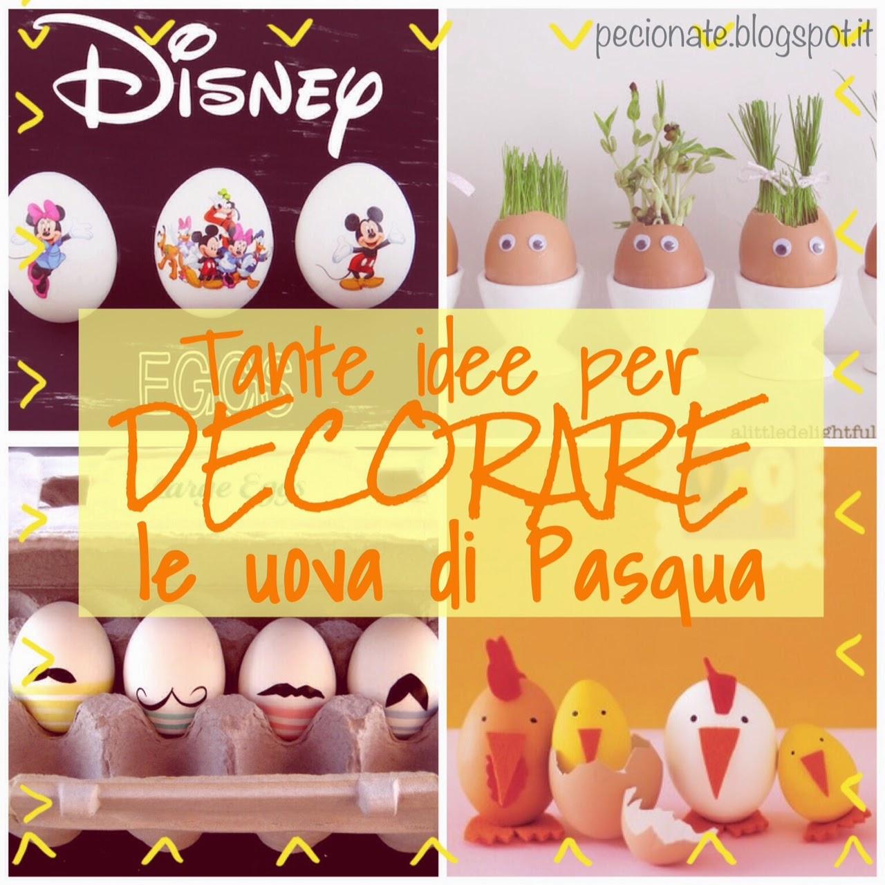 tutti pazzi per le uova! idee dalla rete per decorare le uova di pasqua