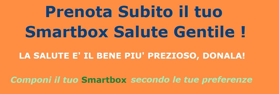 Smartbox Salute Gentile