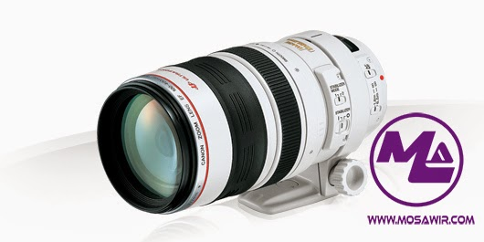 عدسة كانون: EF 100-400mm f/4.5-5.6L IS USM