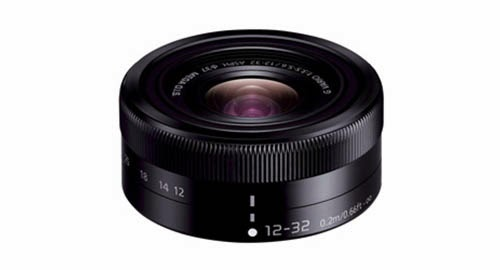 Panasonic 12-32mm-lens