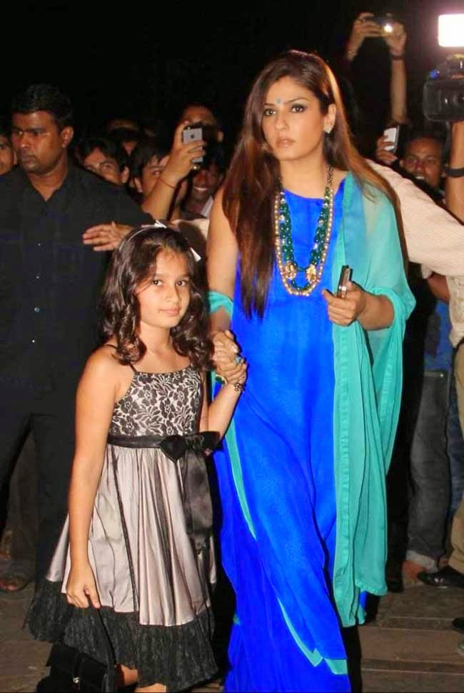 Celebs at Aaradhya Bachchan's Birthday Party