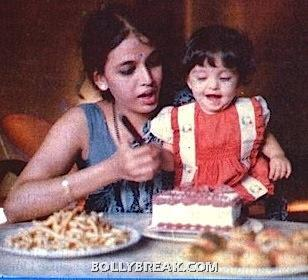 Aish when she was growing up. She was always beautiful.  - Aishwarya Rai Bachan- childhood pics
