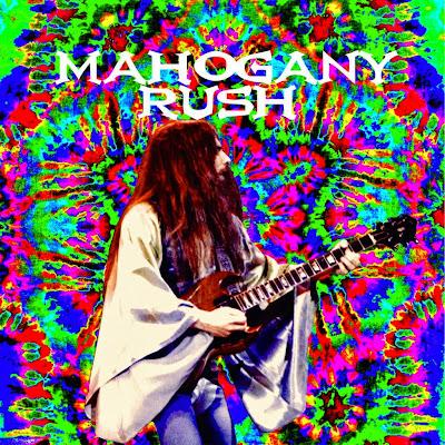 Mahogany Rush Maxoom