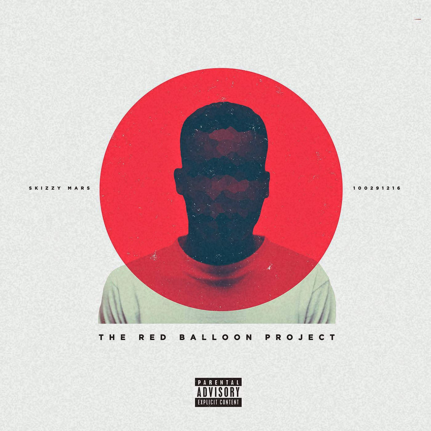 Skizzy Mars - The Red Balloon Project Cover
