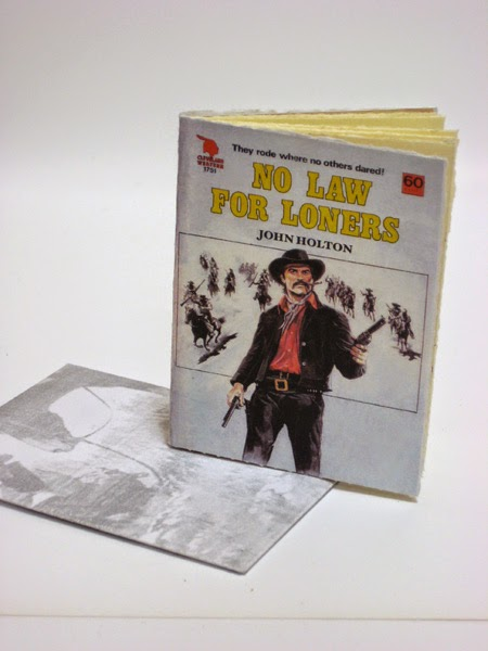 The little cowboy book
