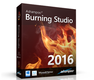 ashampoo free download burning studio