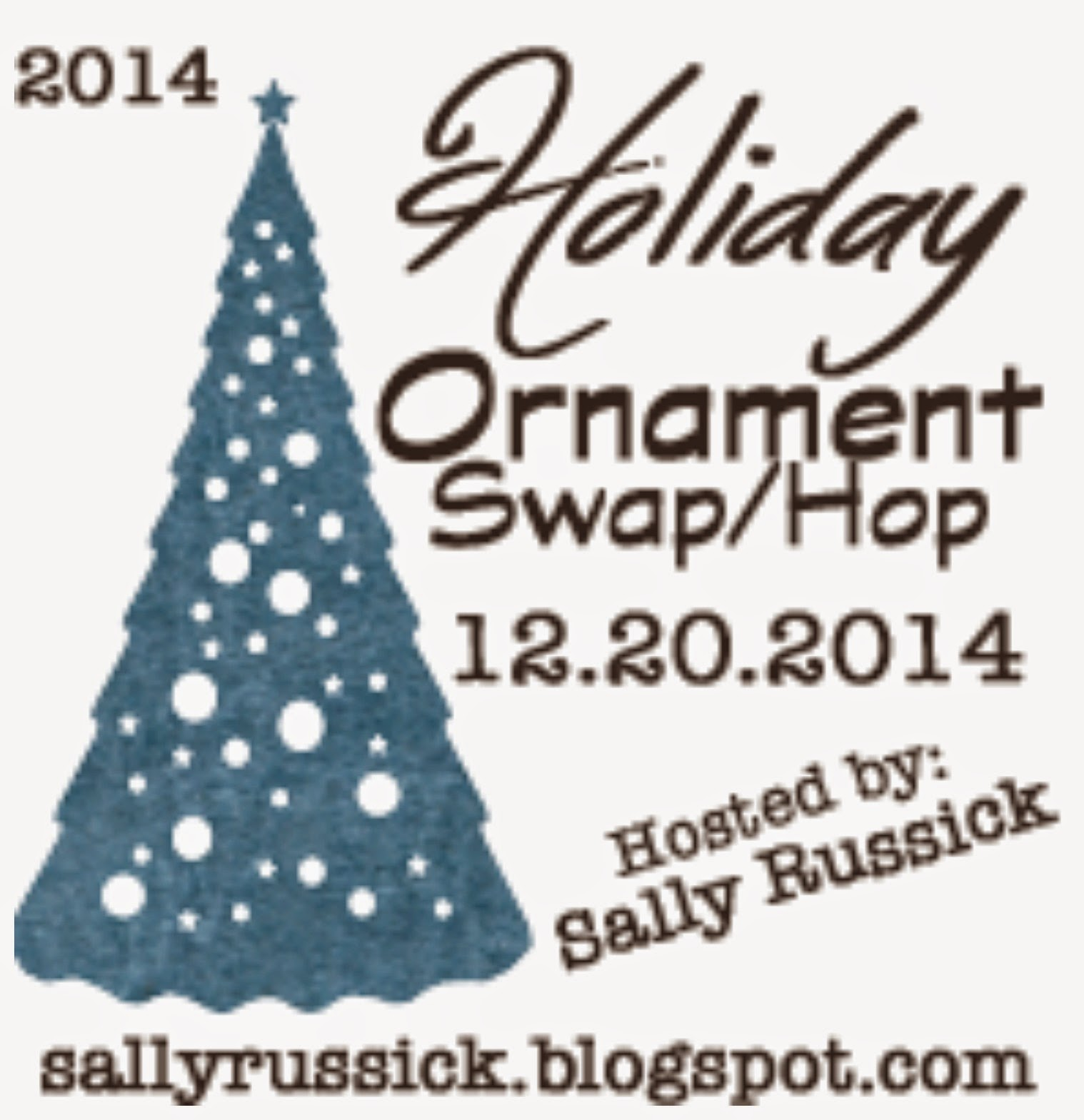 Ornament Swap 2014