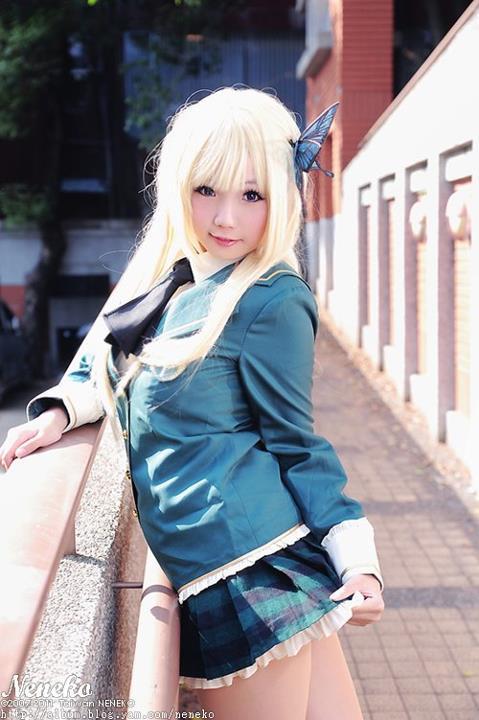 CosRain.Com Neneko's COSPLAY - Kashiwazaki Sena