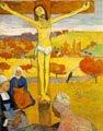 Paul Gauguin (41 años) - Cristo amarillo (1889)