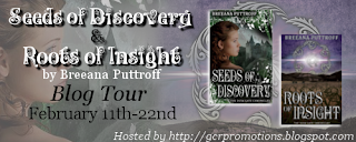 {Review+Giveaway} Seeds of Discovery by Breeana Puttroff