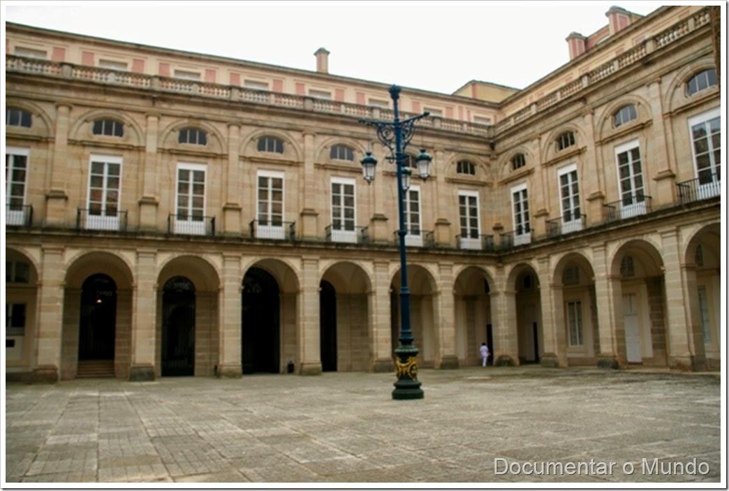 Palácio Real de Riofrío; Reales Sitios de Espana
