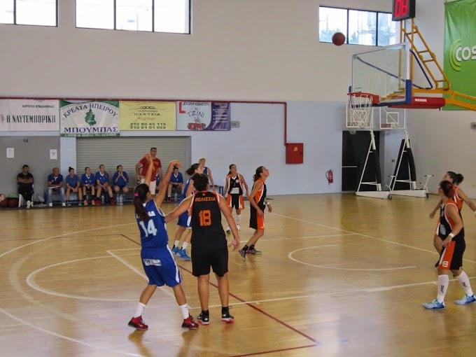 Φωτορεπορτάζ από το http://aromalefkadas.gr/ του αγώνα Μελίσσια-Νίκη Λευκάδας για το κύπελλο Ελλάδας γυναικών