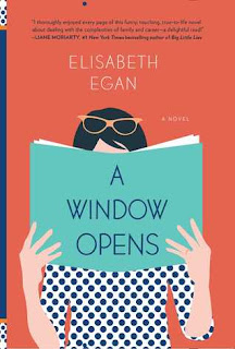 A Window Opens book cover