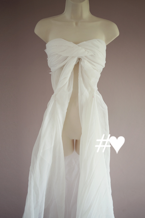 Photography Props and Drops: How to Make A No-Sew Maternity Gown ...