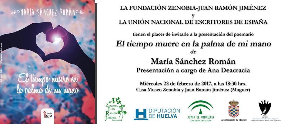 presentación en Moguer, Huelva