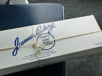 Jeanne's Bakery Cake