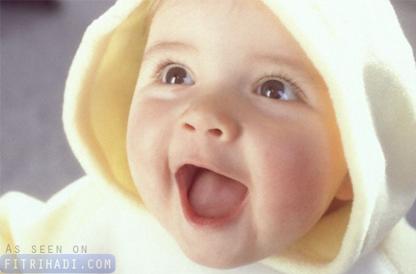 fakta tentang bayi