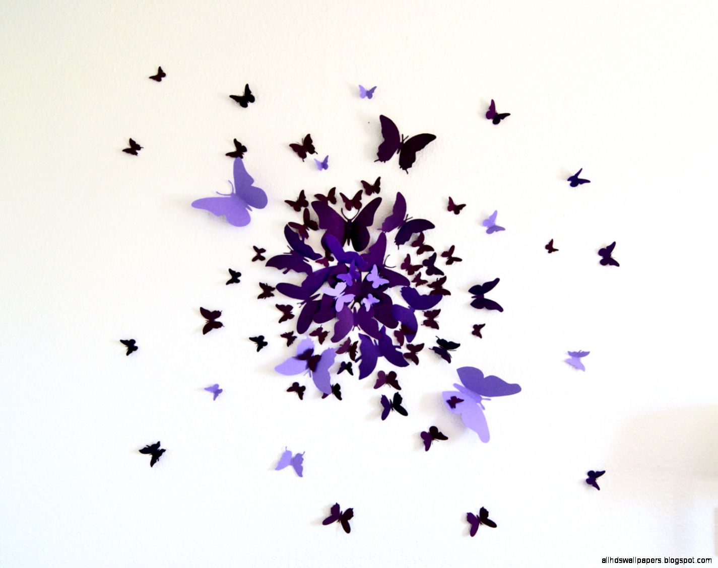 Wall Art Design Wall Art Butterflies 3d Butterfly Wall Art Decal