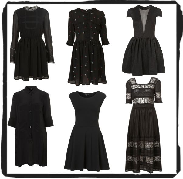 Dusty Topshop Dresses