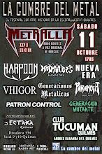 Cumbre del Metal 11/10