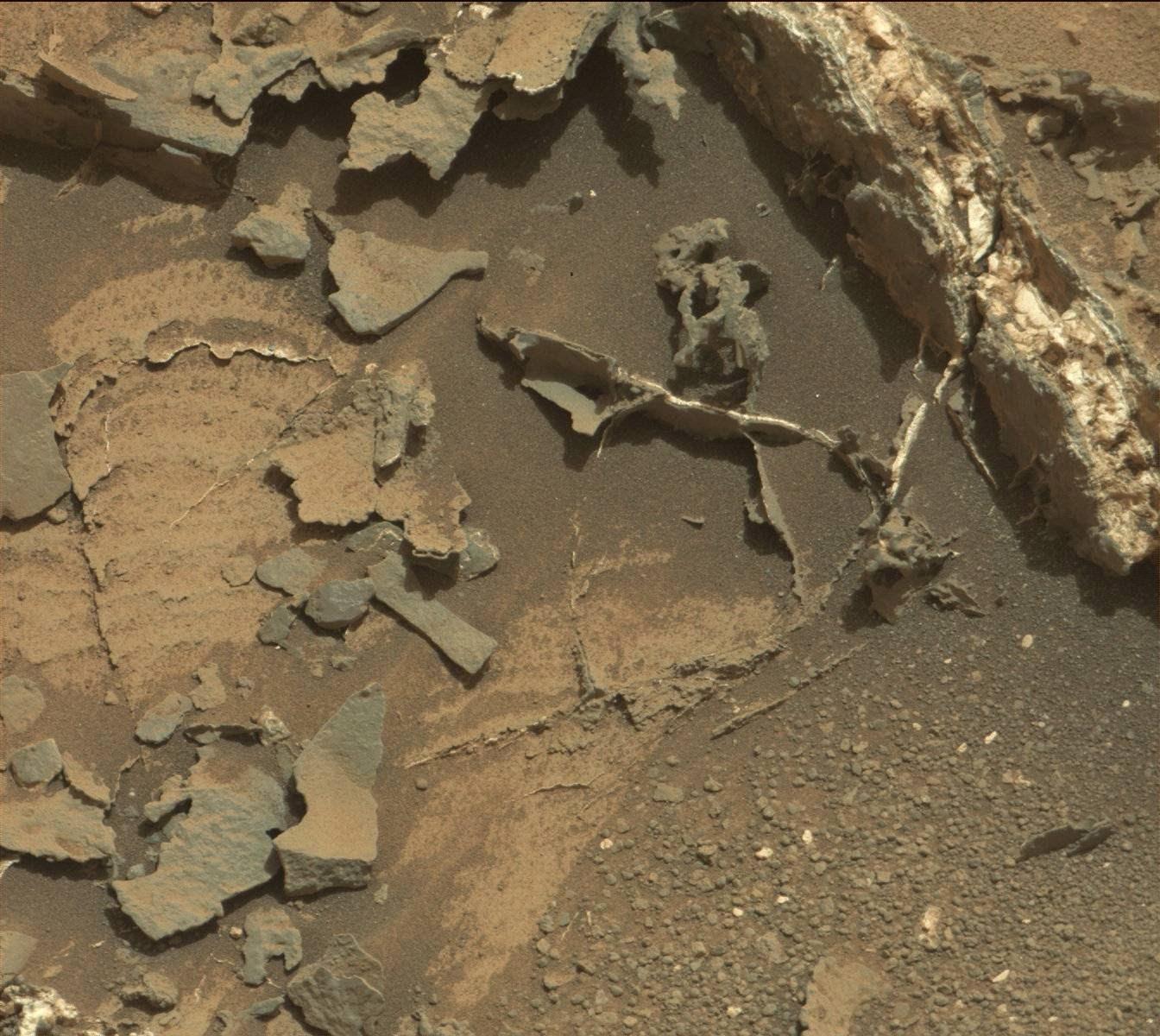mars curiosity rover recent news - photo #24