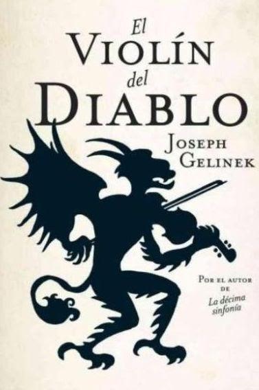 El rincon del libro: El Violín del diablo de joseph Gelinek