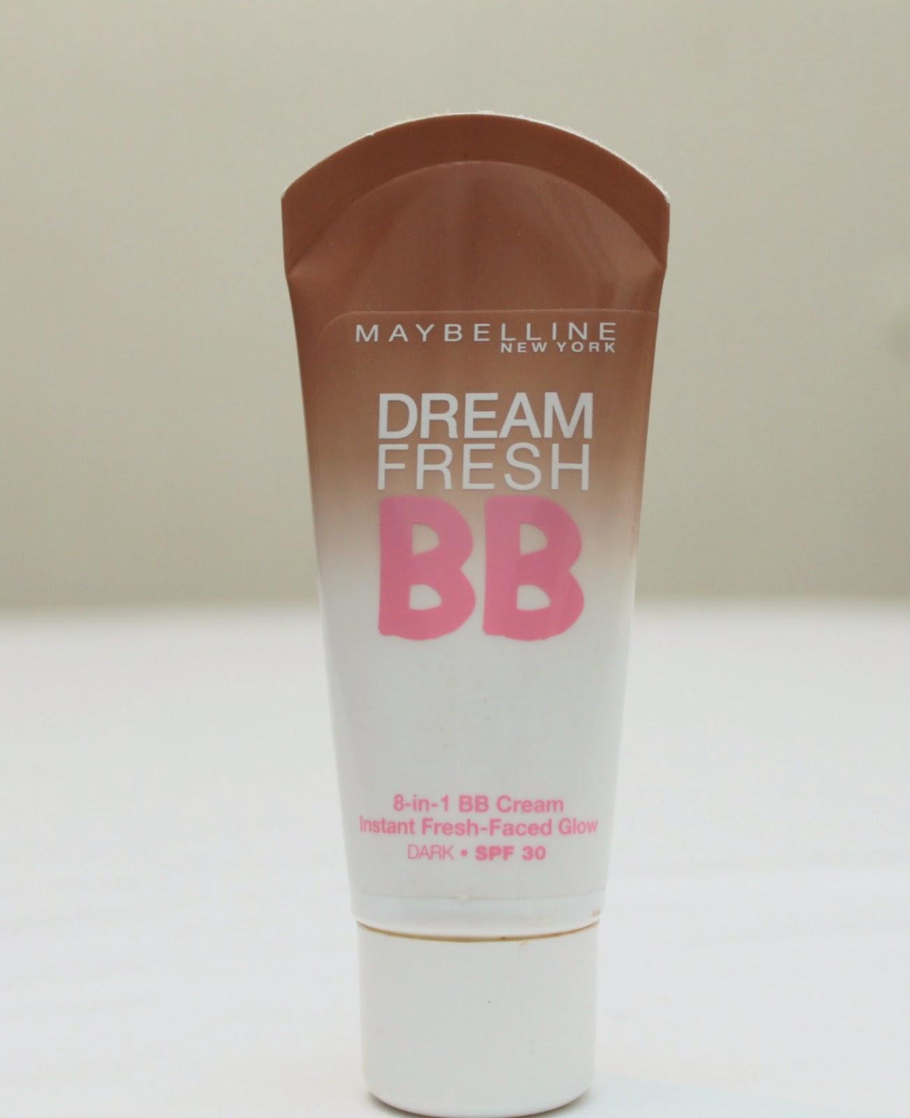 MAYBELLINE DREAM FRESH BB CREAM  IN DARK