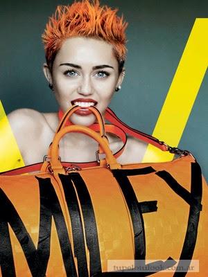 pelo 2014 colores Miley Cyrus