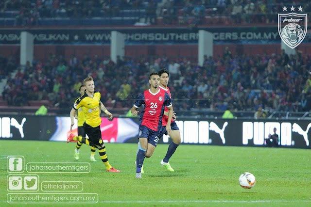 jdt-Borussia Dortmund