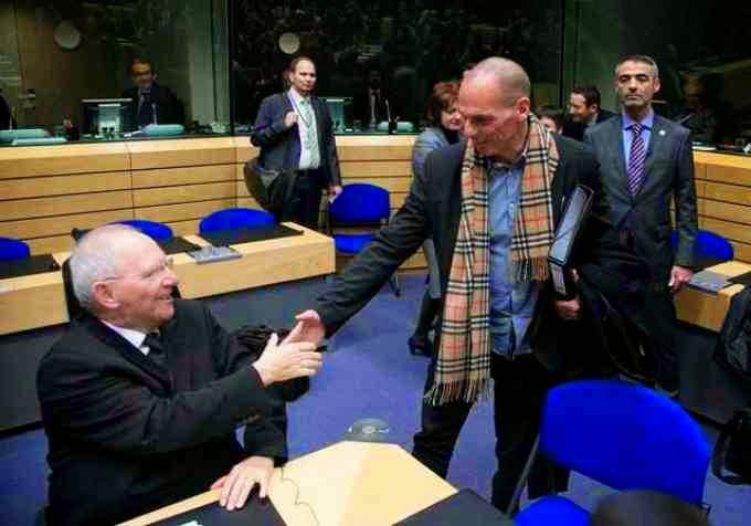 Eurogroup: Συμφωνία με τους διεθνείς τοκογλύφους, διαφωνία στις λέξεις και στην διατύπωση!