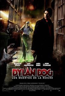 Dylan Dog: Los muertos de la noche (2011)