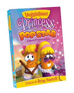 Veggie Tales Princess and the Popstar Picture