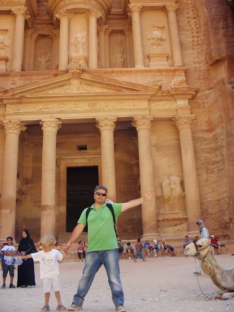 Petra, Iordania 2013