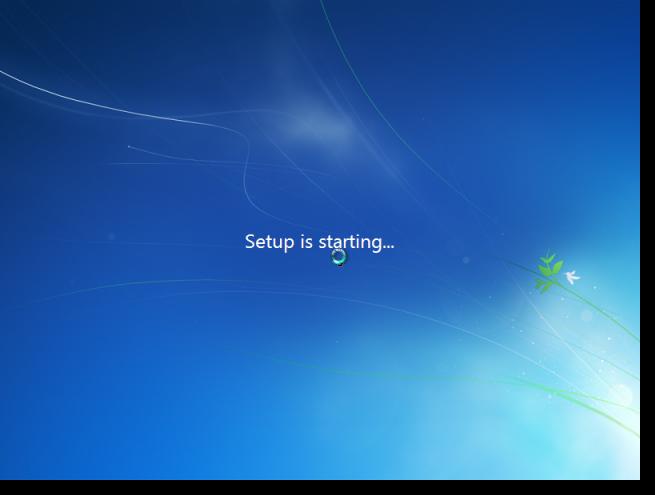Cara Install Windows 7 Ultimate di Netbook HP 1Malaysia | Johan Rakyat