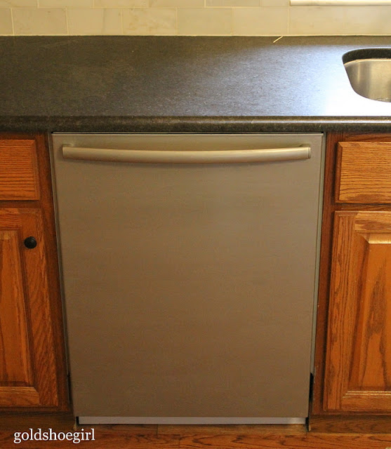 Daly Designs: Painting Appliances